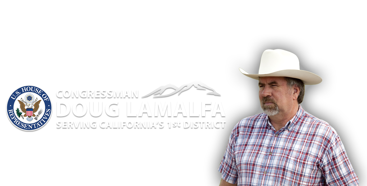 Rep. Doug LaMalfa